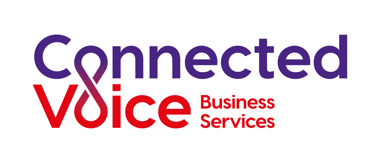 Connected Voice Business service logo